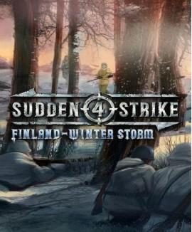 Aktivační klíč na Sudden Strike 4 - Finland: Winter Storm (DLC)