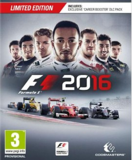 Aktivační klíč na F1 2016