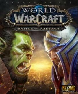 Aktivační klíč na World of Warcraft: Battle for Azeroth