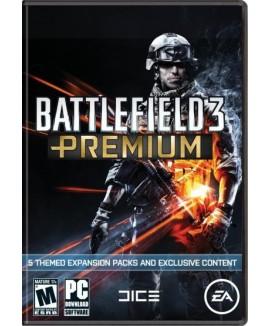 Aktivační klíč na Battlefield 3 Premium Pack