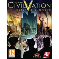 Civilization 5: Brave New World