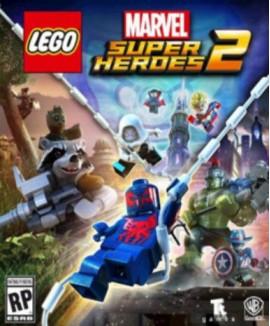 Aktivační klíč na LEGO: Marvel Super Heroes 2