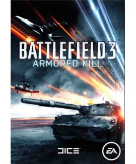 Aktivační klíč na Battlefield 3: Armored Kill