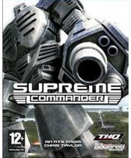 Aktivační klíč na Supreme Commander
