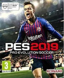 Aktivační klíč na Pro Evolution Soccer 2019