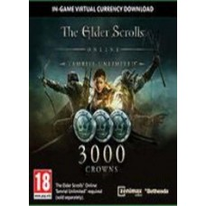 The Elder Scrolls Online - 3000 Crown Pack