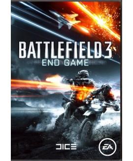 Aktivační klíč na Battlefield 3: End Game