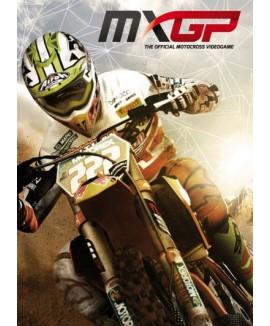 Aktivační klíč na MXGP: The Official Motocross Videogame