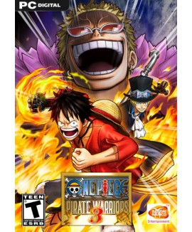Aktivační klíč na One Piece Pirate Warriors 3