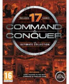 Aktivační klíč na Command & Conquer: The Ultimate Collection