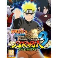 Naruto Shippuden: Ultimate Ninja Storm 3 Full Burst