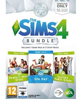 Aktivační klíč na The Sims 4 - Bundle Pack 1