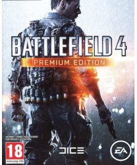 Aktivační klíč na Battlefield 4 Premium Edition