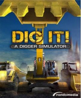 Aktivační klíč na DIG IT! - A Digger Simulator