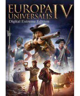 Aktivační klíč na Europa Universalis IV (Digital Extreeme Edition)