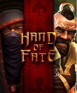 Aktivační klíč na Hand of Fate