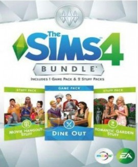 Aktivační klíč na The Sims 4 - Bundle Pack 3