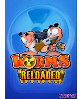 Aktivační klíč na Worms Reloaded