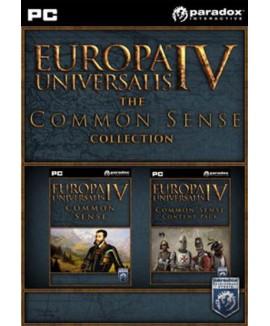 Aktivační klíč na Europa Universalis IV - Common Sense Collection (DLC)