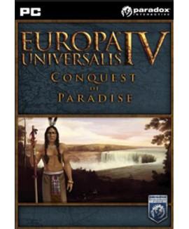 Aktivační klíč na Europa Universalis IV - Conquest of Paradise (DLC)