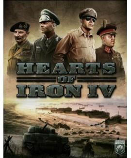 Aktivační klíč na Hearts of Iron IV