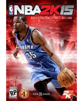 Aktivační klíč na NBA 2K15