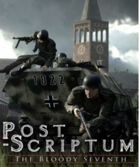 Aktivační klíč na Post Scriptum (cut)