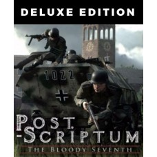 Post Scriptum (Deluxe Edition) uncut
