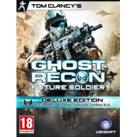 Tom Clancy s Ghost Recon Future Soldier (Deluxe Edition)