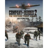 Company of Heroes 2: The Western Front Armies - US Forces (DLC)