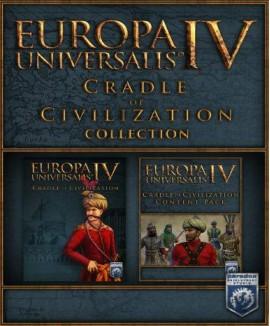 Aktivační klíč na Europa Universalis IV - Cradle of Civilization Collection (DLC)