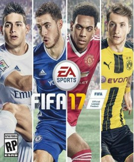 Aktivační klíč na FIFA 17