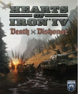 Aktivační klíč na Hearts of Iron IV: Death or Dishonor (DLC)