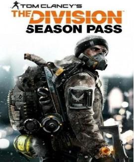 Aktivační klíč na Tom Clancys The Division - Season Pass (DLC)