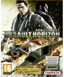 Aktivační klíč na Ace Combat: Assault Horizon (Enhanced Edition)