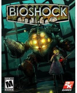 Aktivační klíč na Bioshock