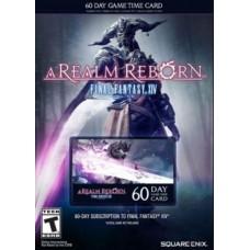 Final Fantasy XIV: A Realm Reborn 60-denní karta