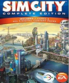 Aktivační klíč na SimCity (Complete Edition)