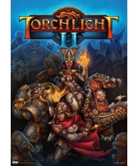 Aktivační klíč na Torchlight 2