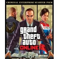 Grand Theft Auto V (GTA 5): Criminal Enterprise Starter Pack