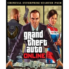 Grand Theft Auto V (GTA 5): Criminal Enterprise Starter Pack