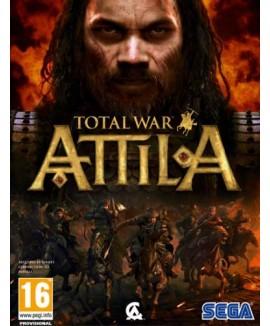 Aktivační klíč na Total War: Attila