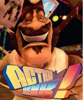 Aktivační klíč na Action Henk