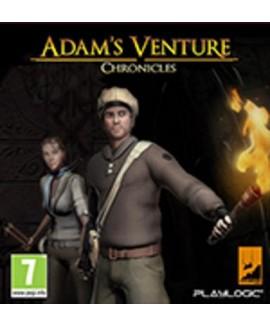 Aktivační klíč na Adams Venture Chronicles