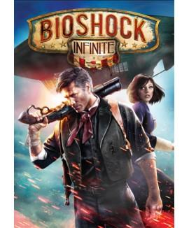 Aktivační klíč na BioShock Infinite