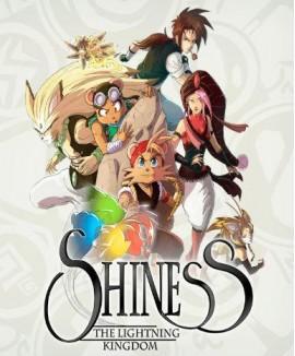 Aktivační klíč na Shiness: The Lightning Kingdom