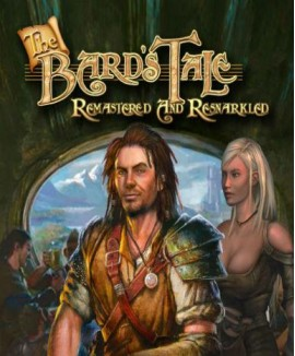 Aktivační klíč na The Bards Tale: Remastered and Resnarkled