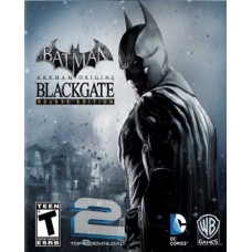 Batman: Arkham Origins - Blackgate (Deluxe Edition)