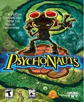 Aktivační klíč na Psychonauts
