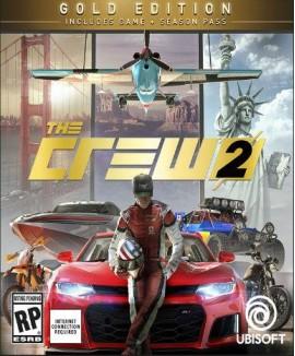 Aktivační klíč na The Crew 2 (Gold Edition)